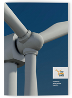Download Mywindparts brochure | experts in wind turbine logistics