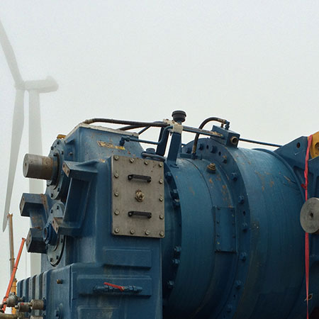 Mywindparts, your supplier of main wind turbine components