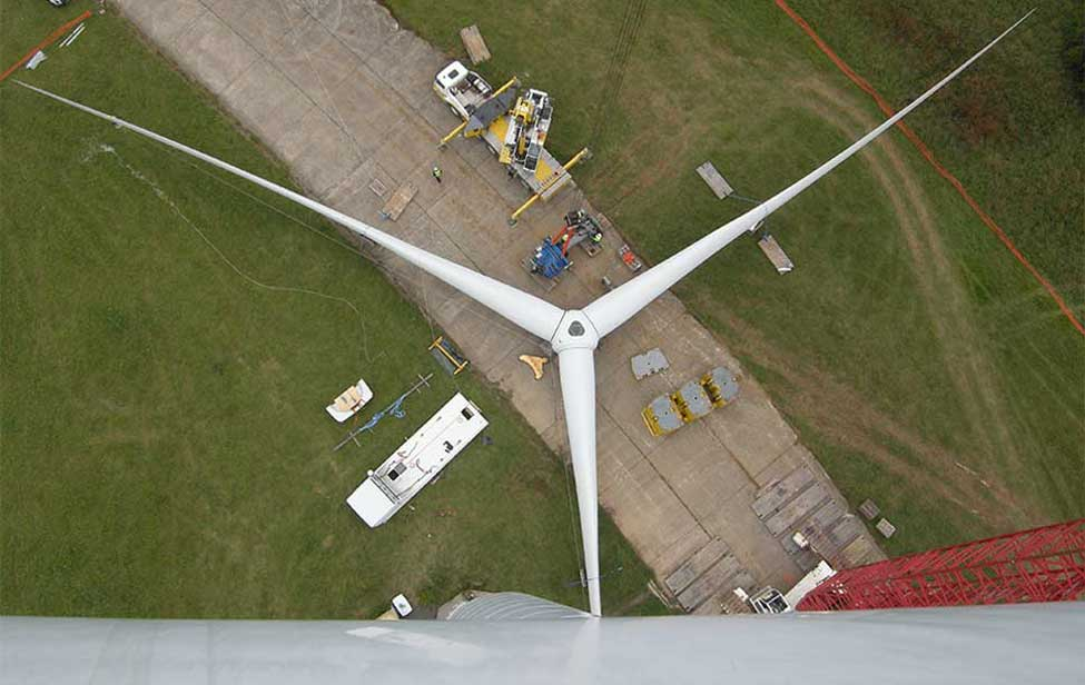 Technical support related to wind power installations | Mywindparts