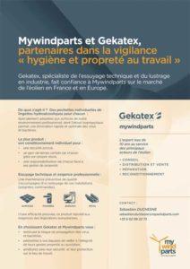 Mywindparts Gekatex